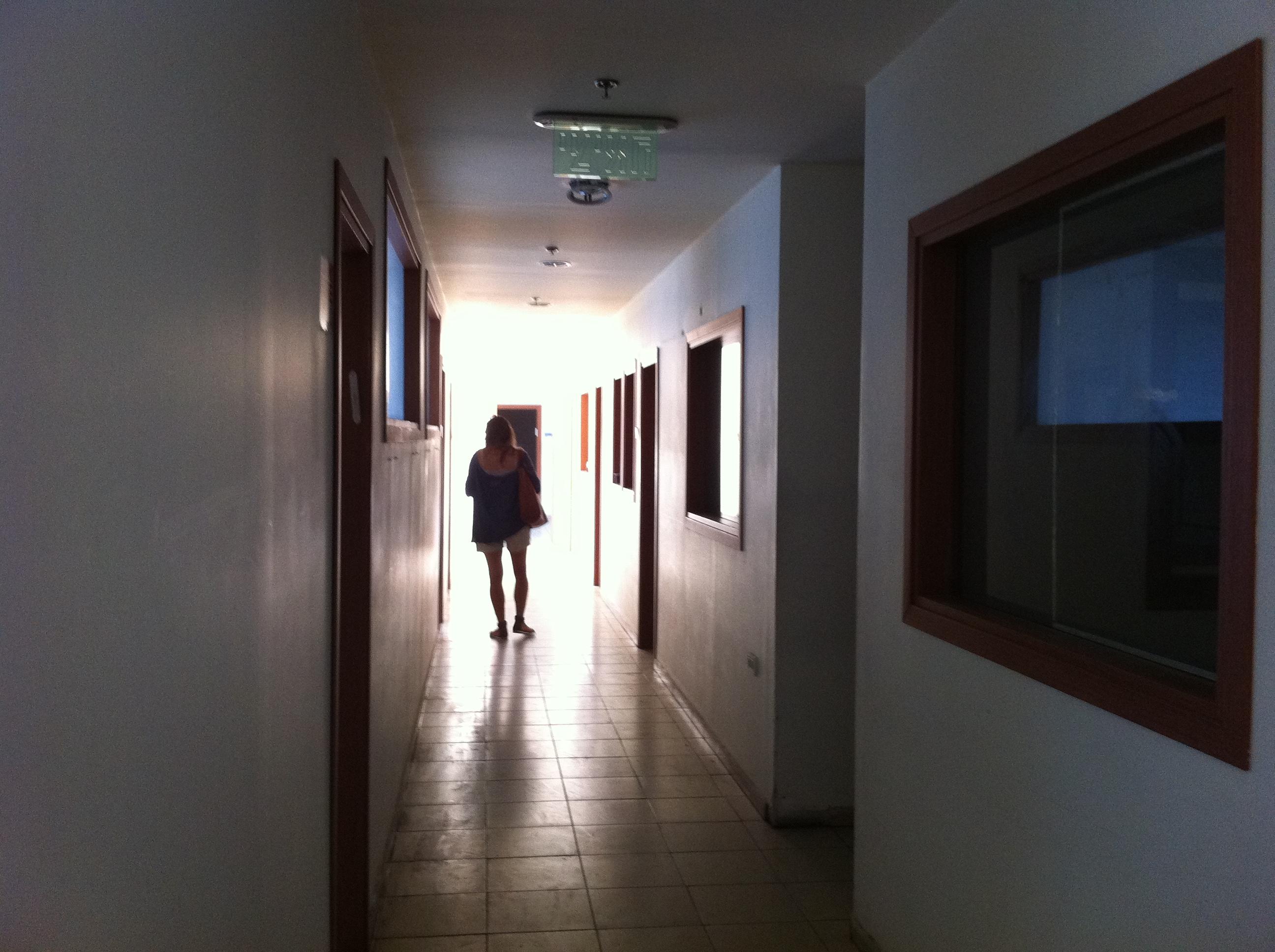 משרדי אנזוטיק מצב קיים לפני השיפוץ