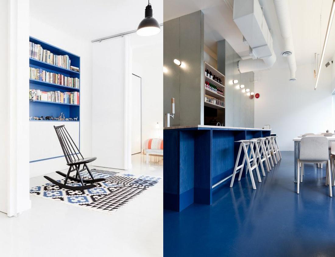 עיצוב בכחול לבן 11