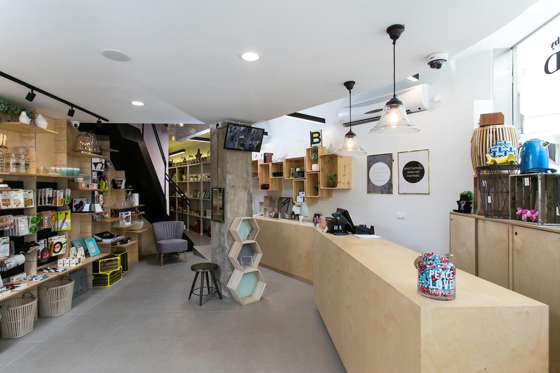 Leo Urban Store TLV 02 - Design by Studio IN2
