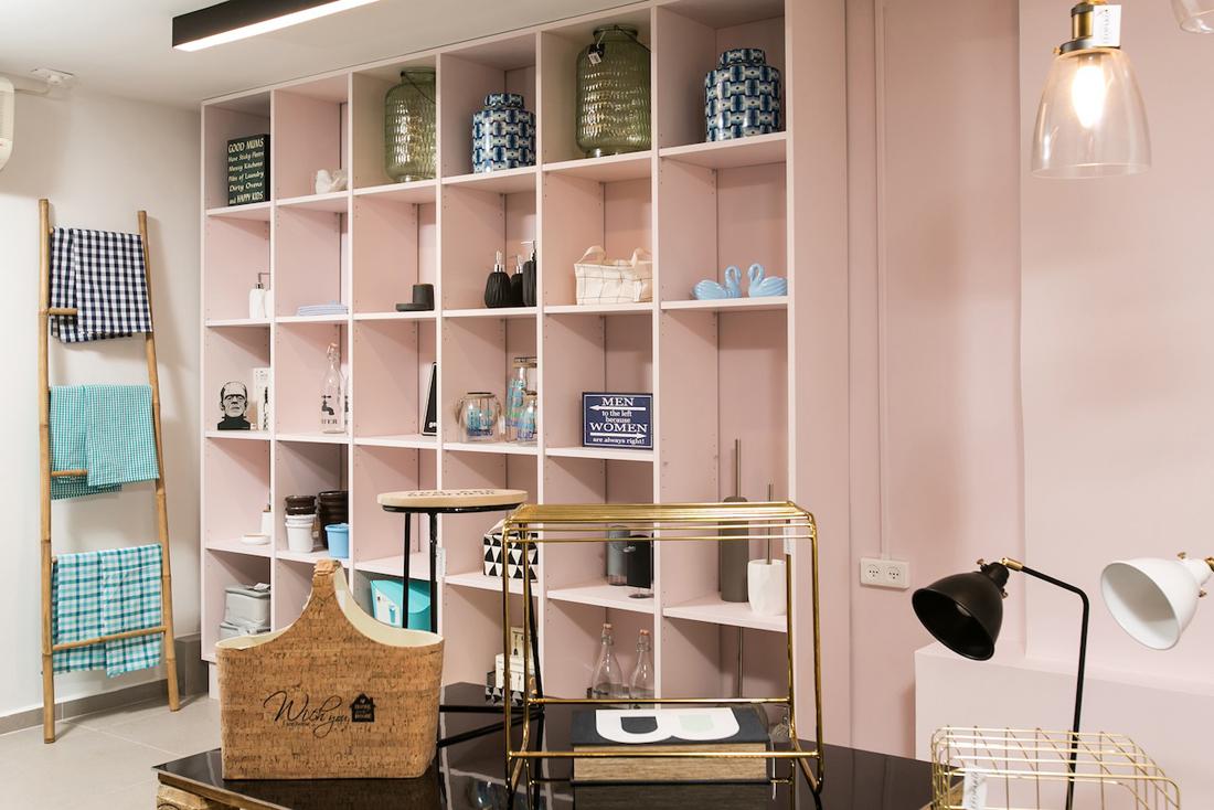 Leo Urban Store TLV 14 - Design by Studio IN2
