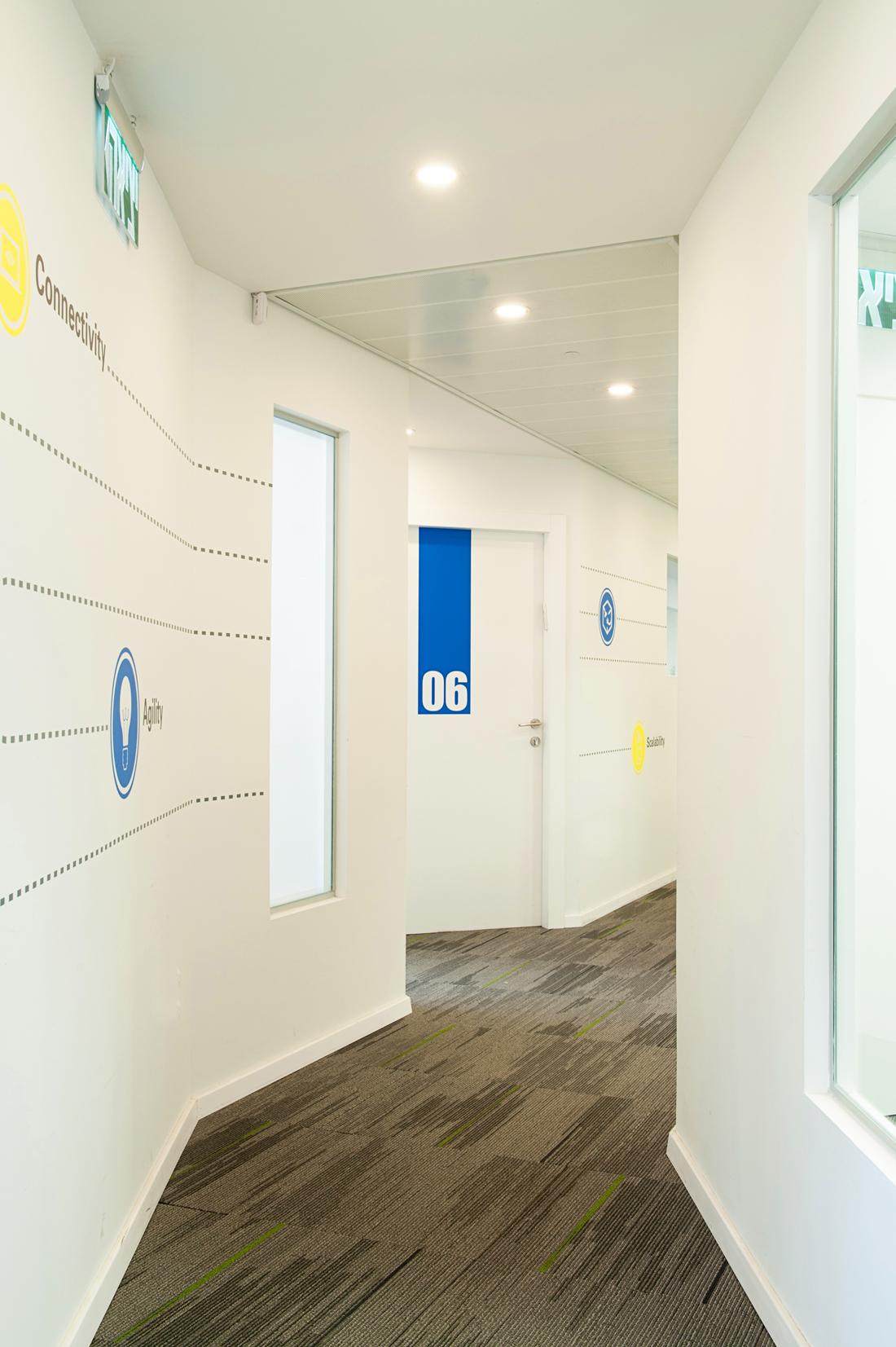 עיצוב משרדי טריבייס 05
