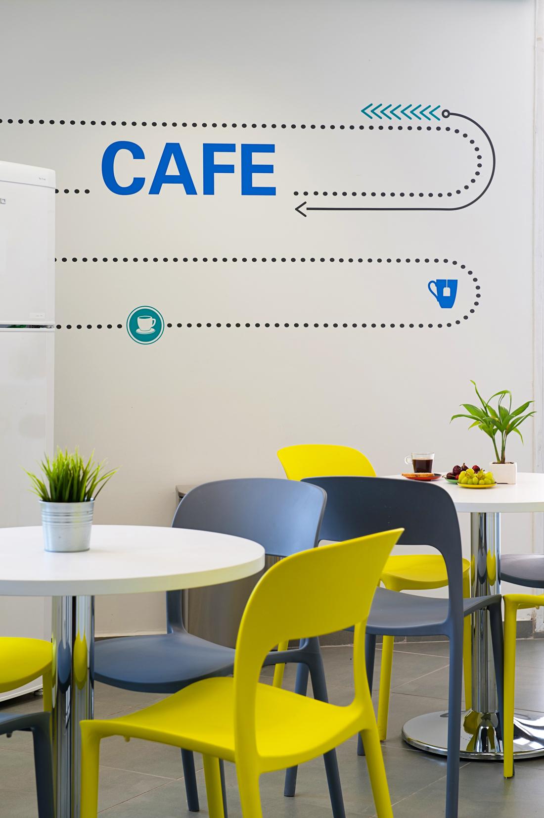 עיצוב משרדי טריבייס 10
