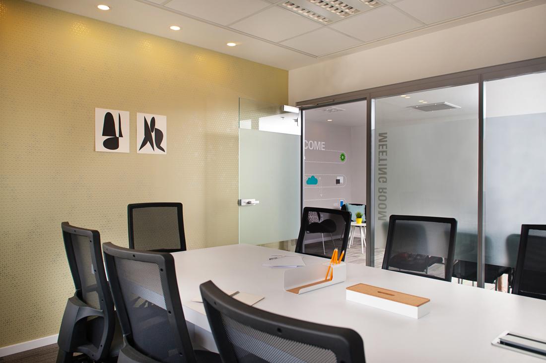 עיצוב משרדי טריבייס 12