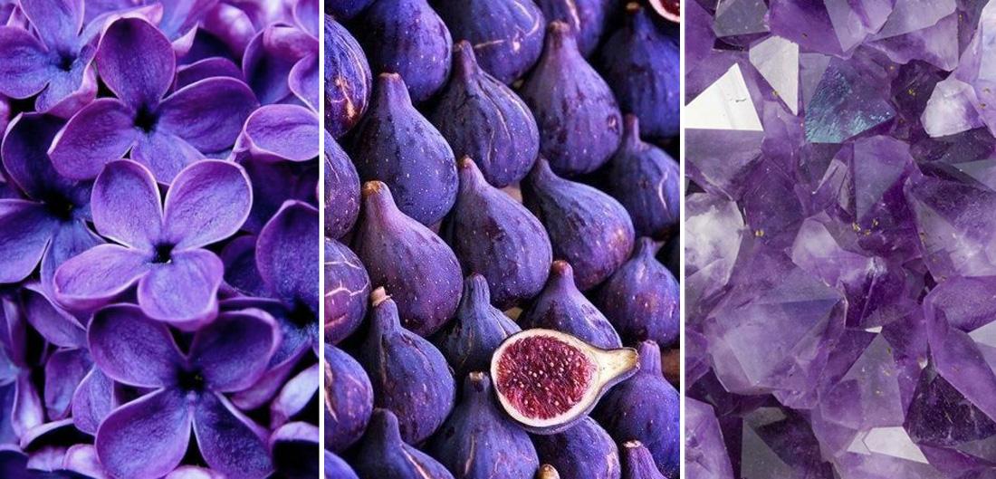 pantone color of the year 2018, ultra violet, גוון השנה של פנטון 2018, סגול, פריטים סגולים לבית, color inspiration