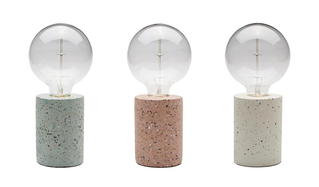 פריטים דקורטיביים מטראצו, טראצו בעיצוב הבית, מנורות טראצו, סטודיו IN2
