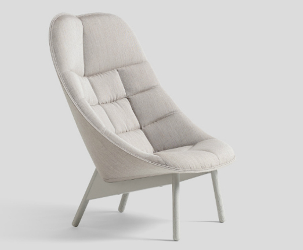 HAY_uchiwa lounge chair