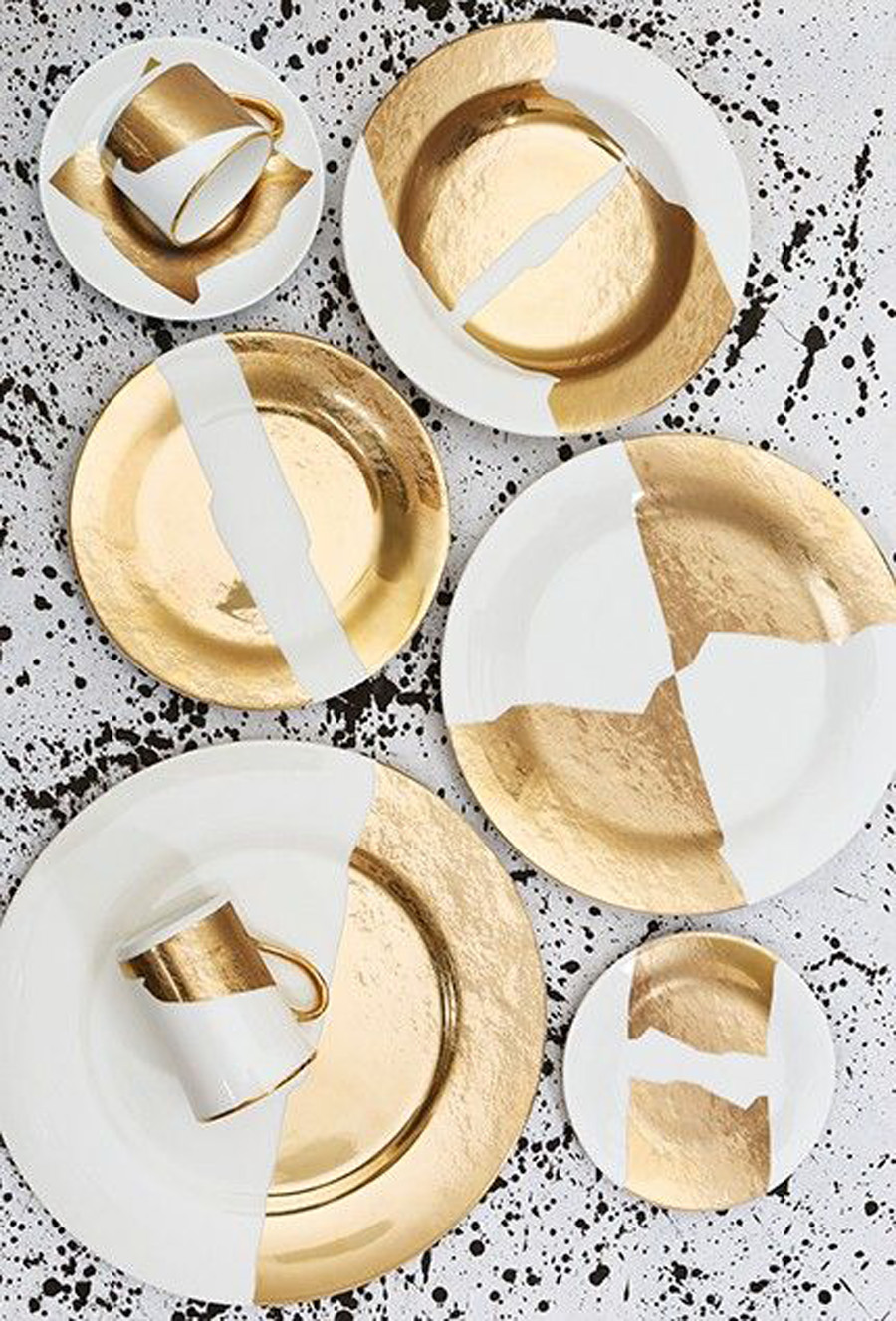 Pickard China by celebrity interior designer Kelly Wearstler