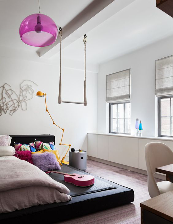 עיצוב חדרי מתבגרים