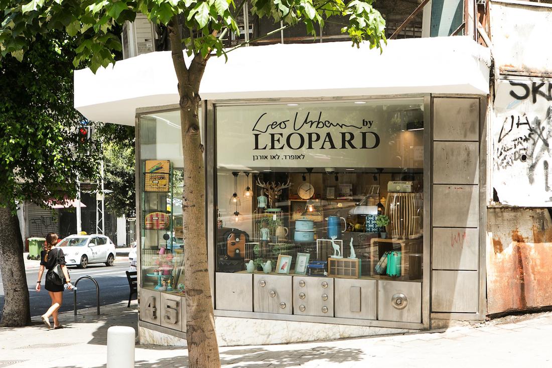 Leo Urban Store TLV 04 - Design by Studio IN2