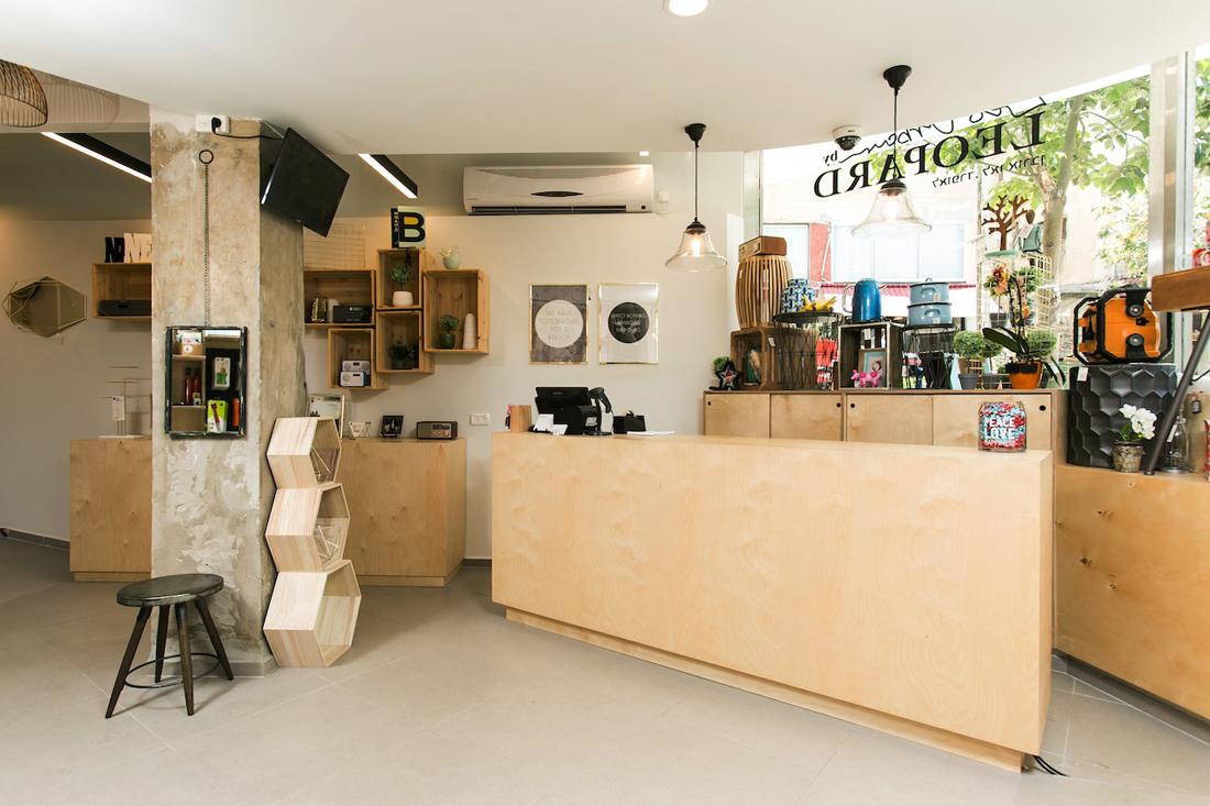 Leo Urban Store TLV 05 - Design by Studio IN2