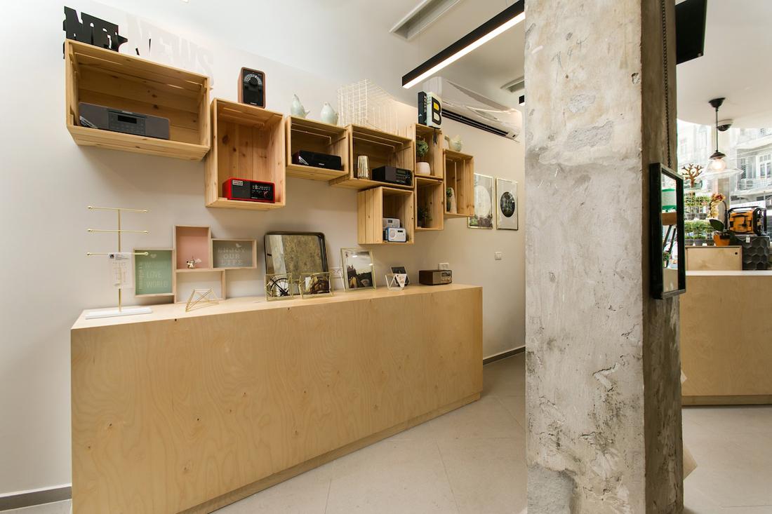 Leo Urban Store TLV 07 - Design by Studio IN2