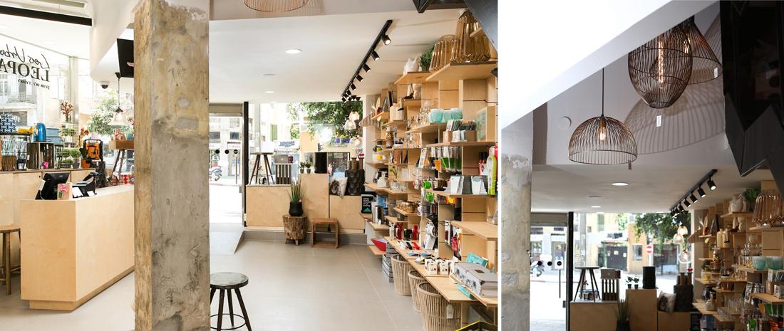 Leo Urban Store TLV 09 - Design by Studio IN2