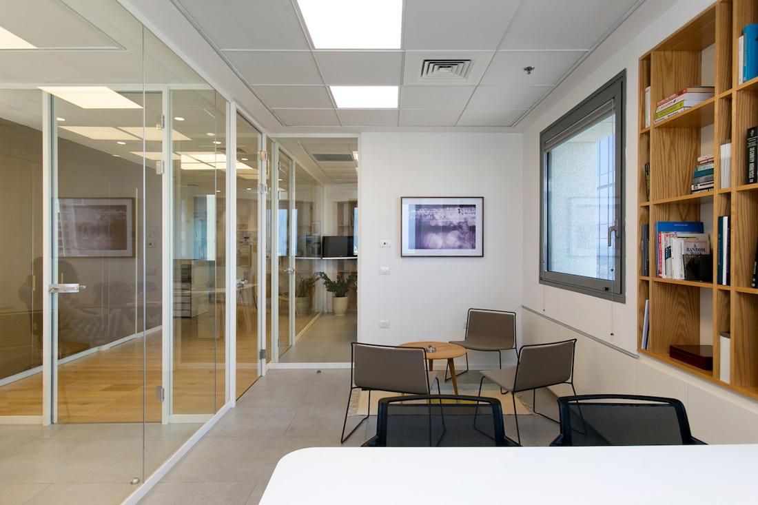 Levy Heritage, עיצוב משרדי לוי הריטג בתל אביב, סטודיו IN2