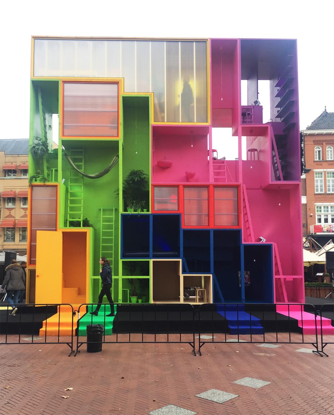 שבוע העיצוב באיינדהובן, שבוע העיצוב ההולנדי, DDW, dutch design week, mvrdv