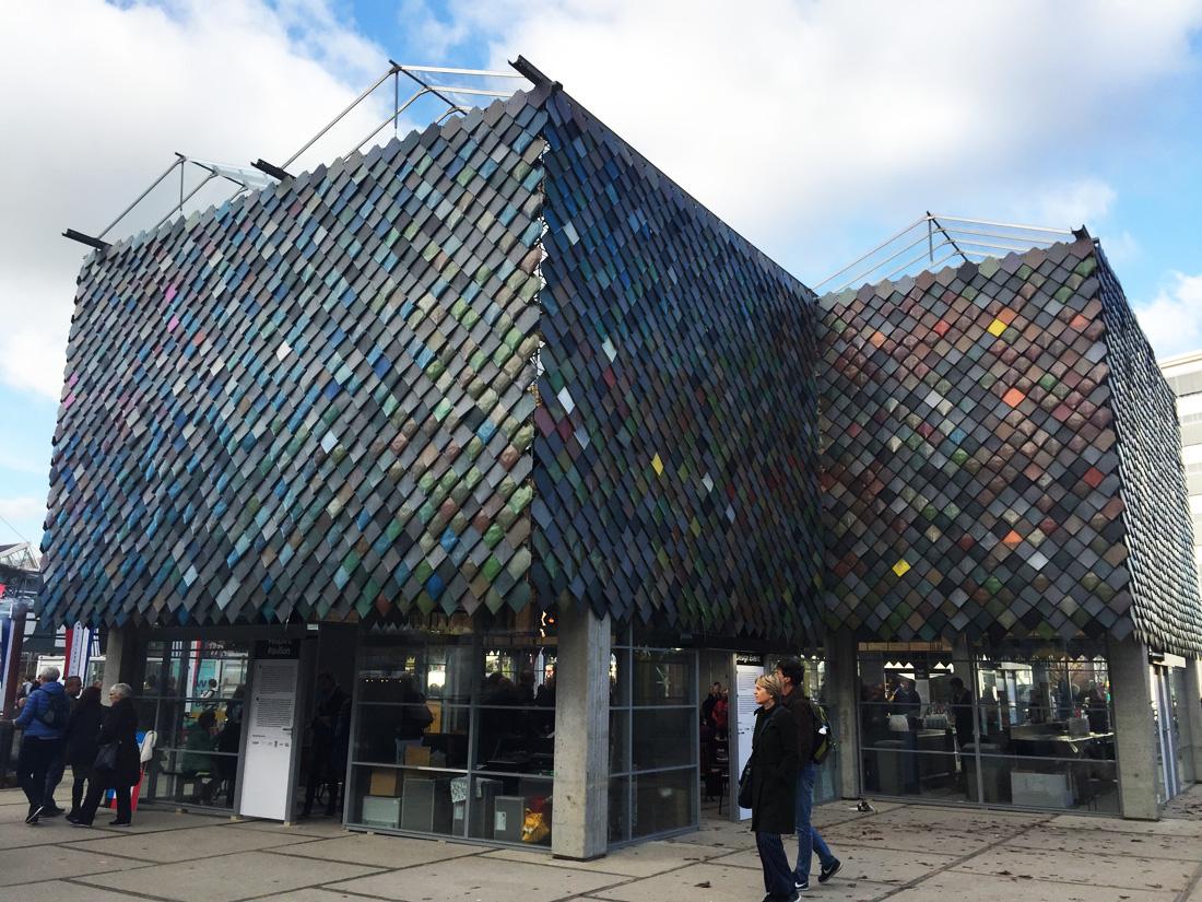 שבוע העיצוב באיינדהובן, שבוע העיצוב ההולנדי, DDW, dutch design week, people's pavillion