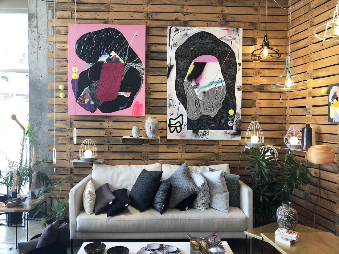 גלריה סאגה, סאגה יפו, עיצוב ישראלי, עיצוב מקומי, עיצוב מוצר, סטודיו IN2, קייט פריצליס