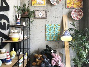 גלריה סאגה, סאגה יפו, עיצוב ישראלי, עיצוב מקומי, עיצוב מוצר, סטודיו IN2