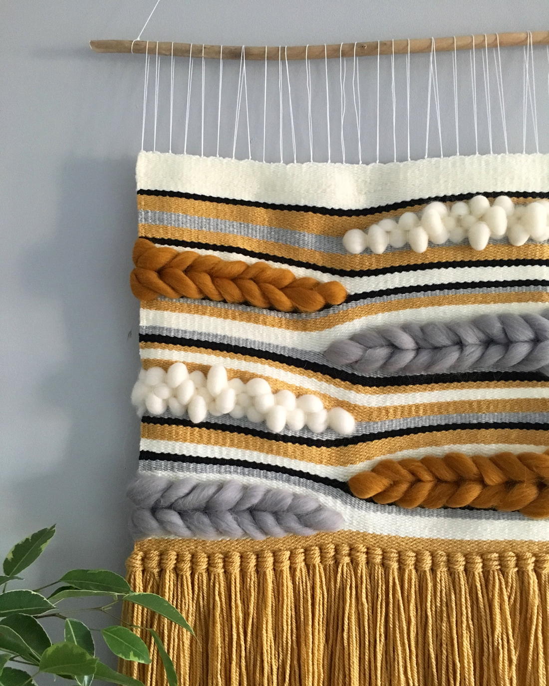 טרנדים בעיצוב ל 2019, טרנדים בעיצוב פנים, design trends 2019, textile art