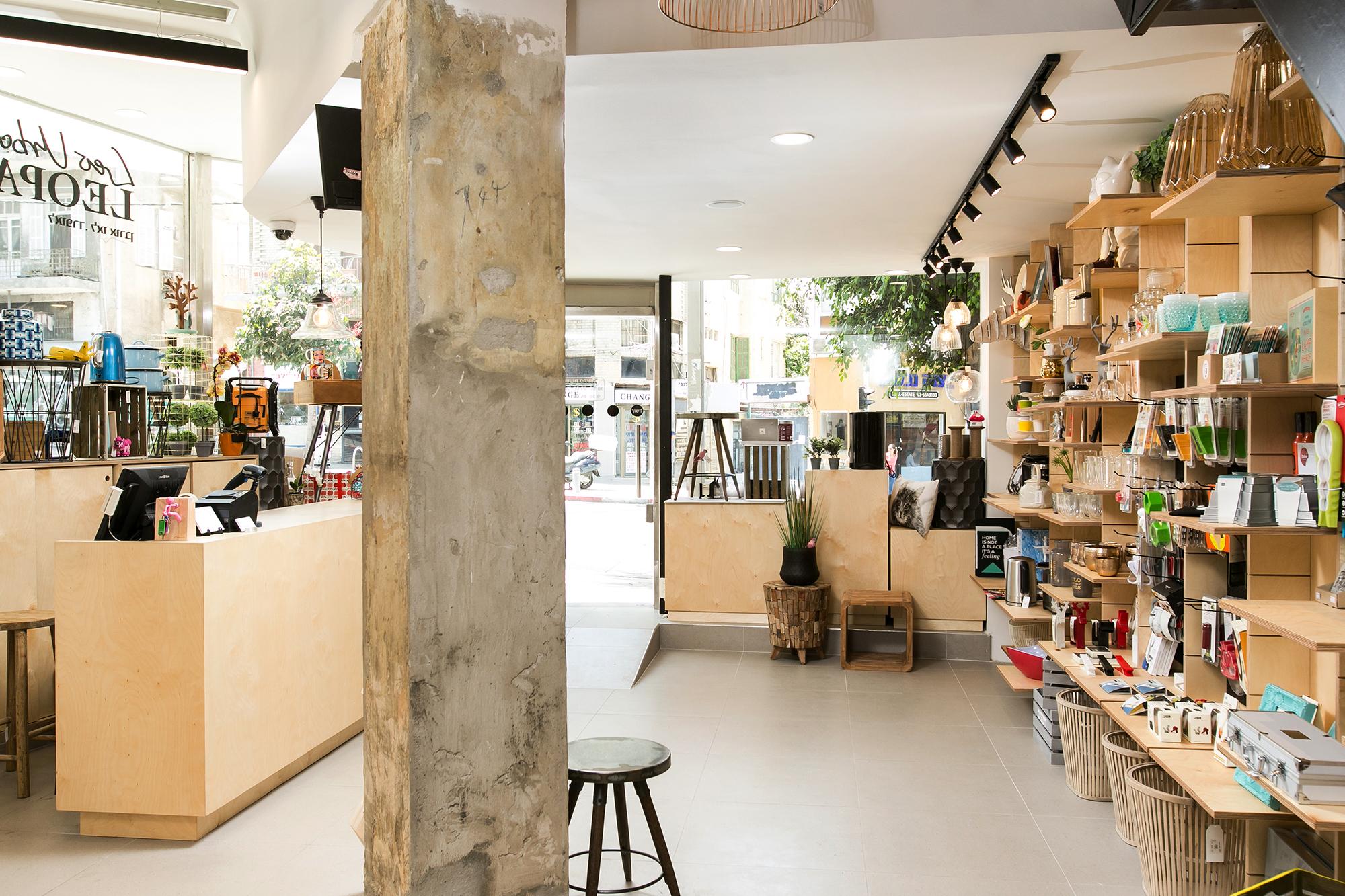 עיצוב חנות, עיצוב חנויות, עיצוב פנים