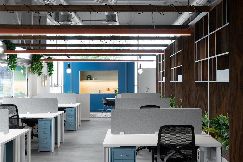 עיצוב משרדים, עיצוב פנים של משרדים, תכנון משרדים